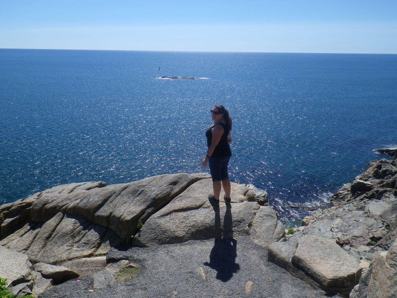 Me on cliffs of Park