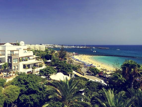 Princesa Yaiza hotel Beach Blanca