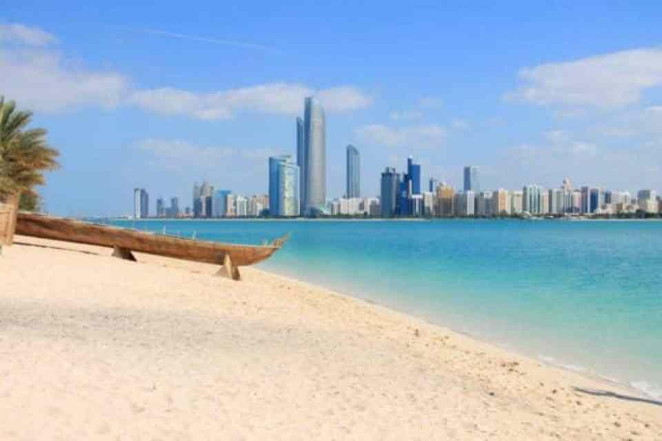 For Beach Buffs - Yas Beach
