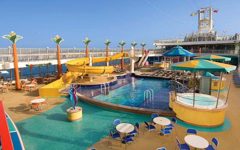 Norwegian Jewel Cruise Ship 2017 And 2018 Norwegian Jewel Destinations Deals The Cruise Web