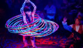 NCL entertainment Cirque Dreams