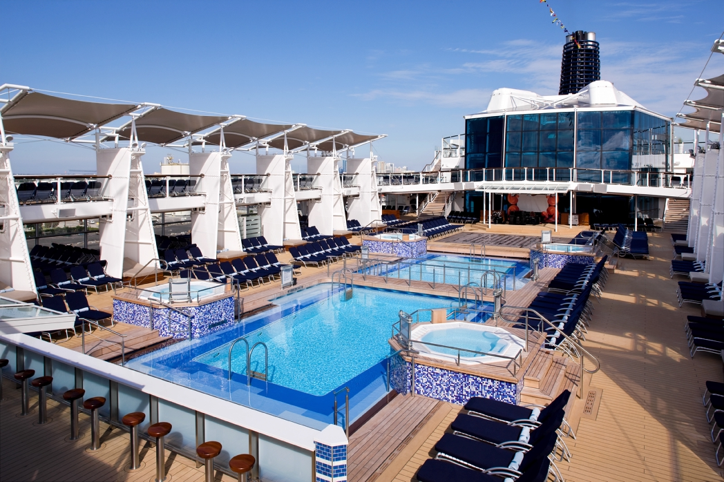 Image result for celebrity eclipse pool