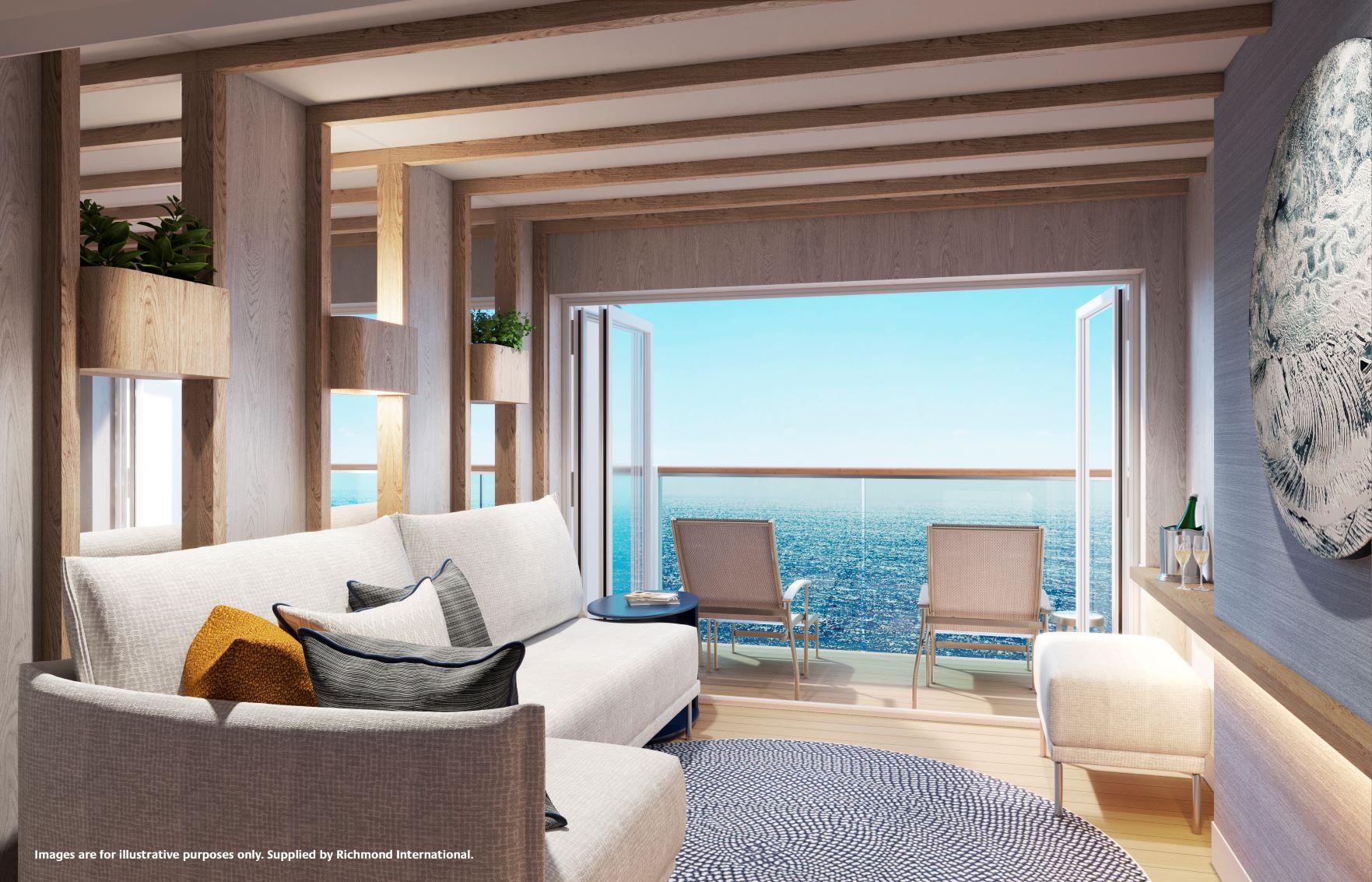 Conservatory Mini suite on Iona