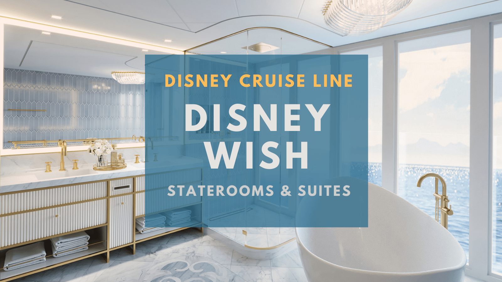 Dieney Wish Staterooms and Suites