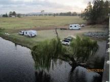 Free camp at Bulahdelah.
