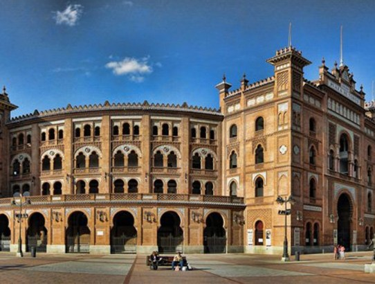 Madrid Centro - Plaza de Toros de Las Ventas