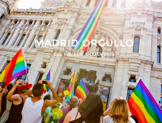 Eventos Madrid Orgullo Gay 2015 cruising MADRID