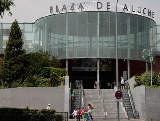 Madrid Oeste - Centro Comercial Plaza de Aluche