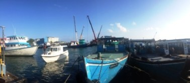 West Harbor Malé city