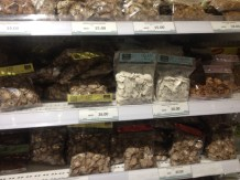 Areca nut Supermarket display in Maldives