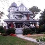 Halloween House in Reedville