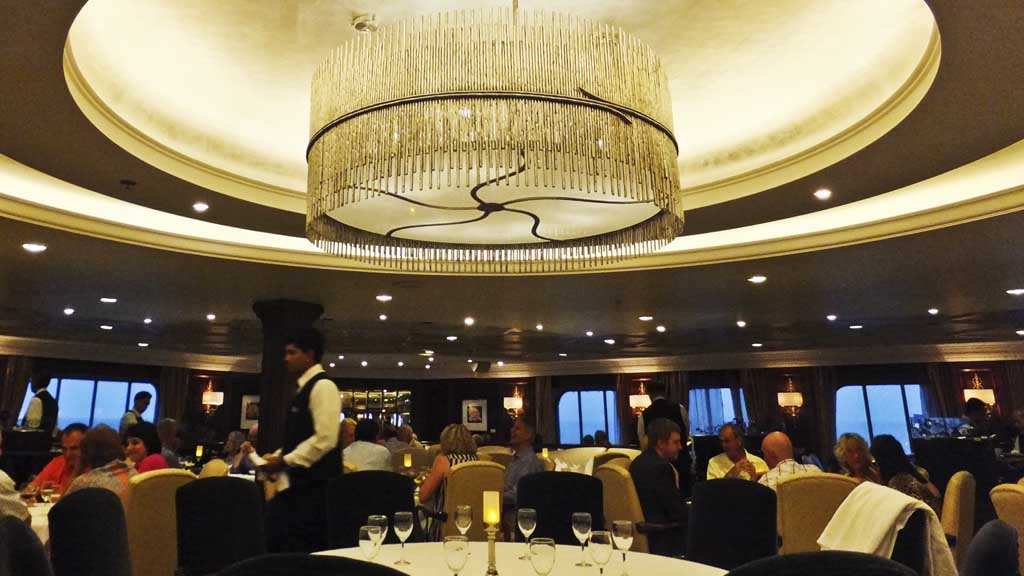 Dining Around Is Commitment Free On Azamara Journey The