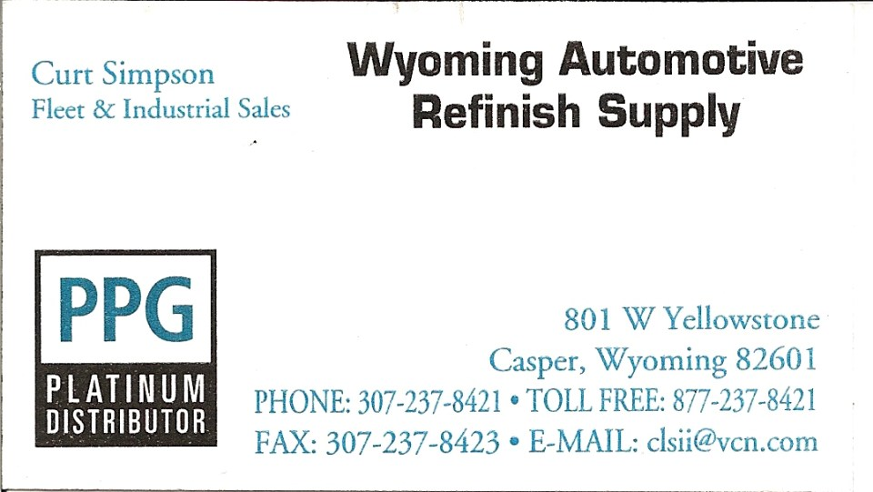 Wyoming Automotive