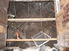 New Floor Joist