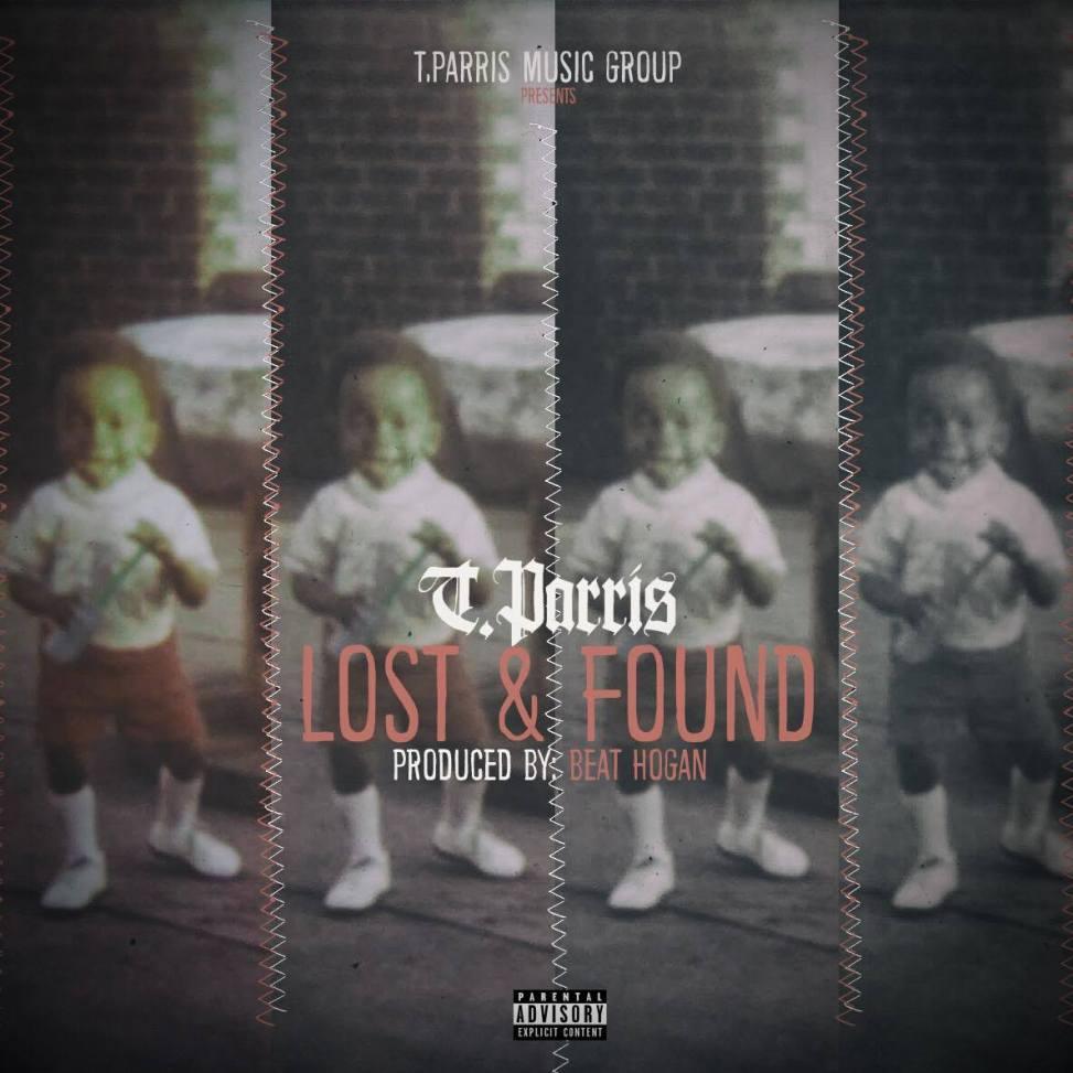 Lost & Found x T. Parris