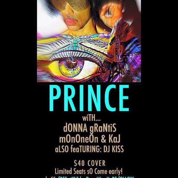 Prince x Stare #live