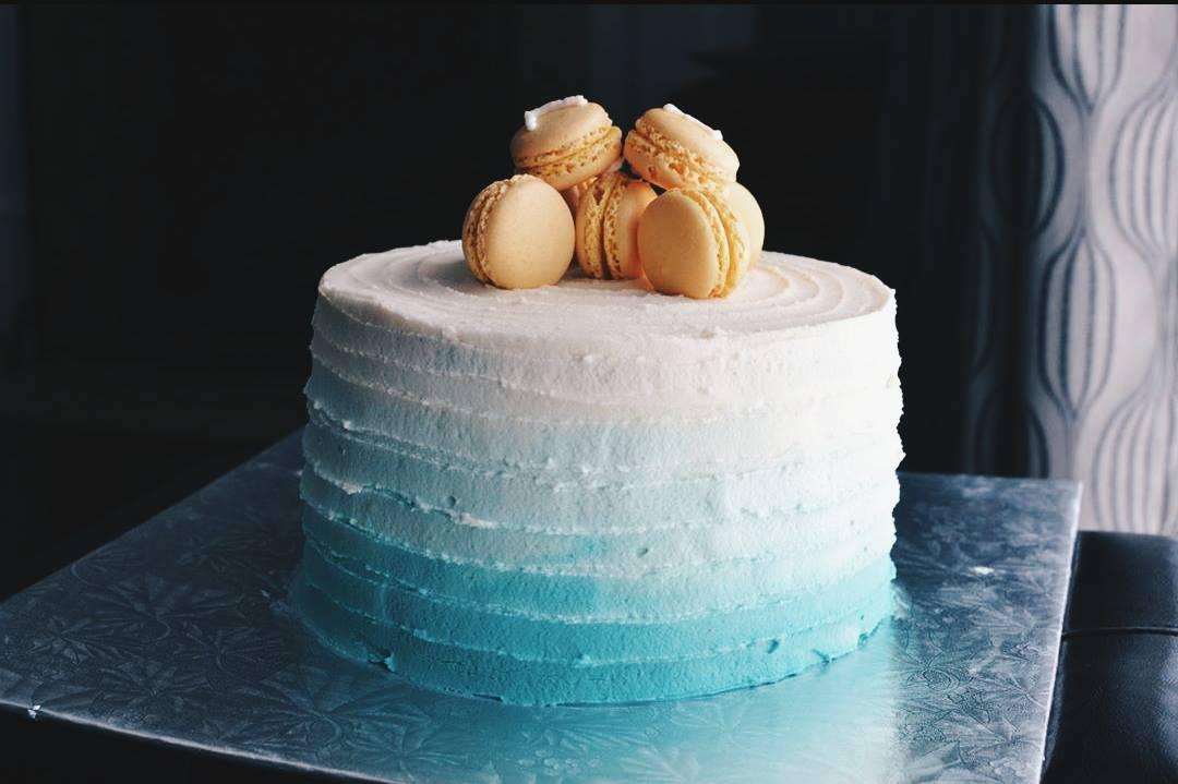 Caramel Cake Vanilla Recipe