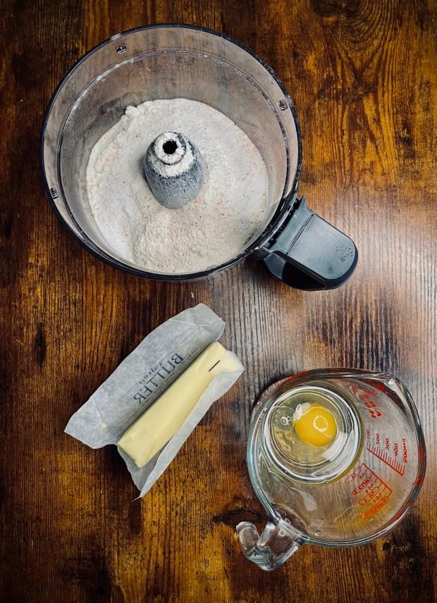 short crust ingredients