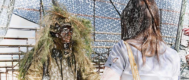 Featured Image for Ghillie Suit