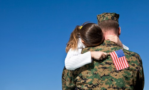 Restore military families