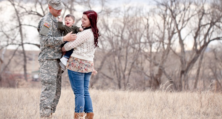 Featured Image for Parenting During Deployment
