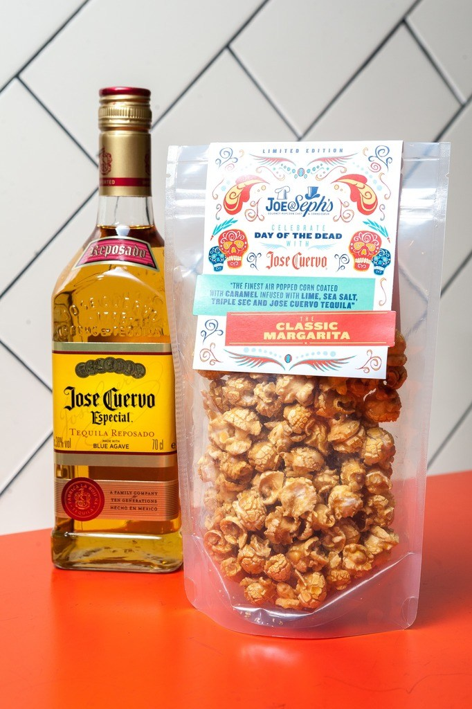Popcorn & Tequila