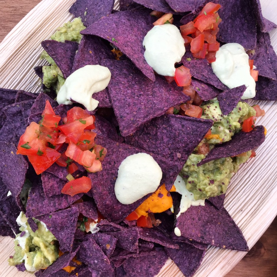 Raw Press Nachos Paddington Pergola