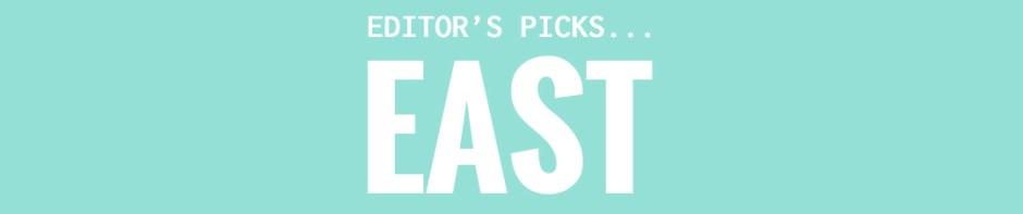 Favourite restaurants EAST Crummbs