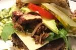 M&S Best Ever Burger