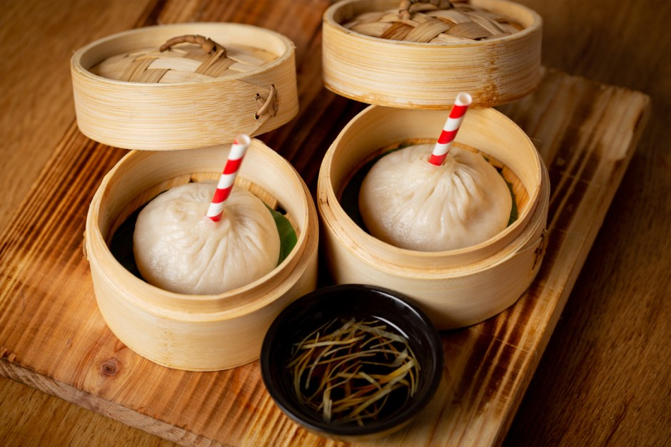 Crummbs London Restaurant Reviews RedFarm Soup Dumplings