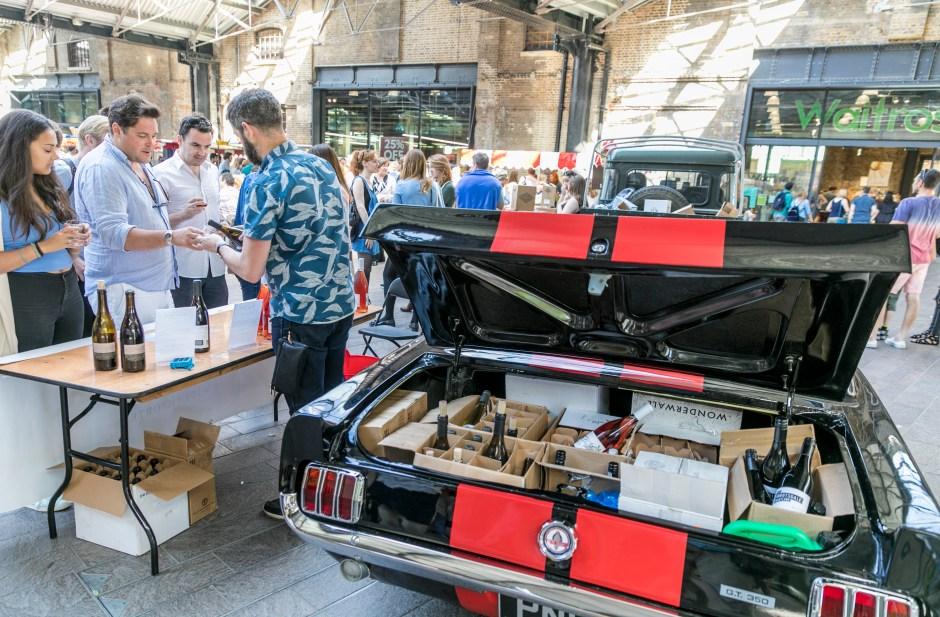 Wine Car Boot 2019