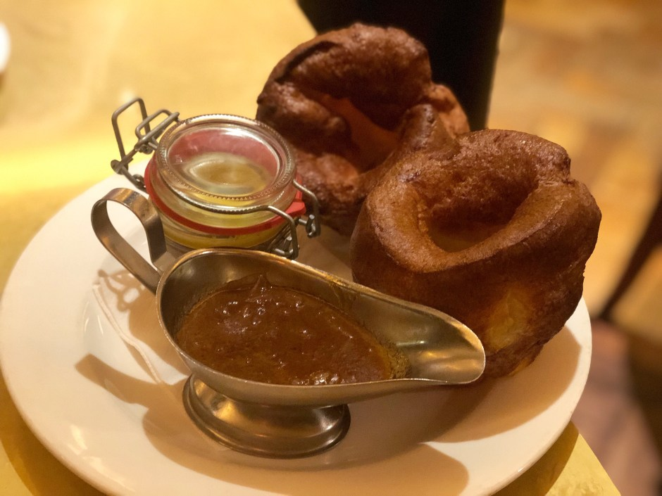 Hawksmoor Yorkshire Pudding