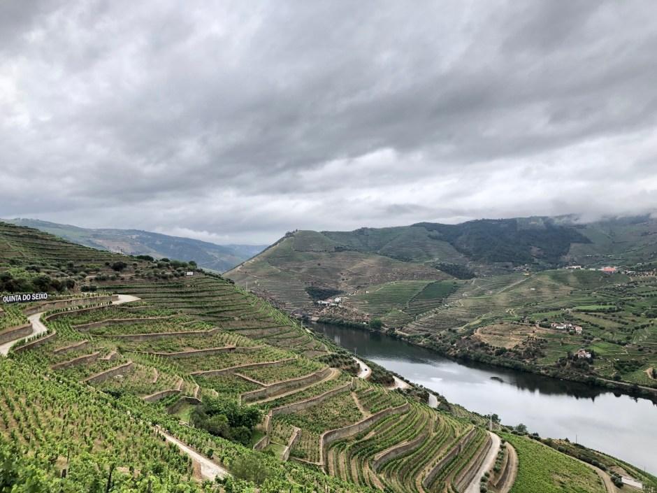 Sandeman HQ Douro River