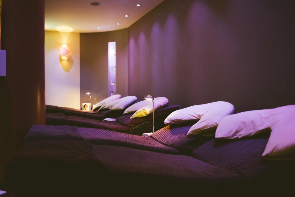 Fistral Beach Hotel & Spa Relaxation Room