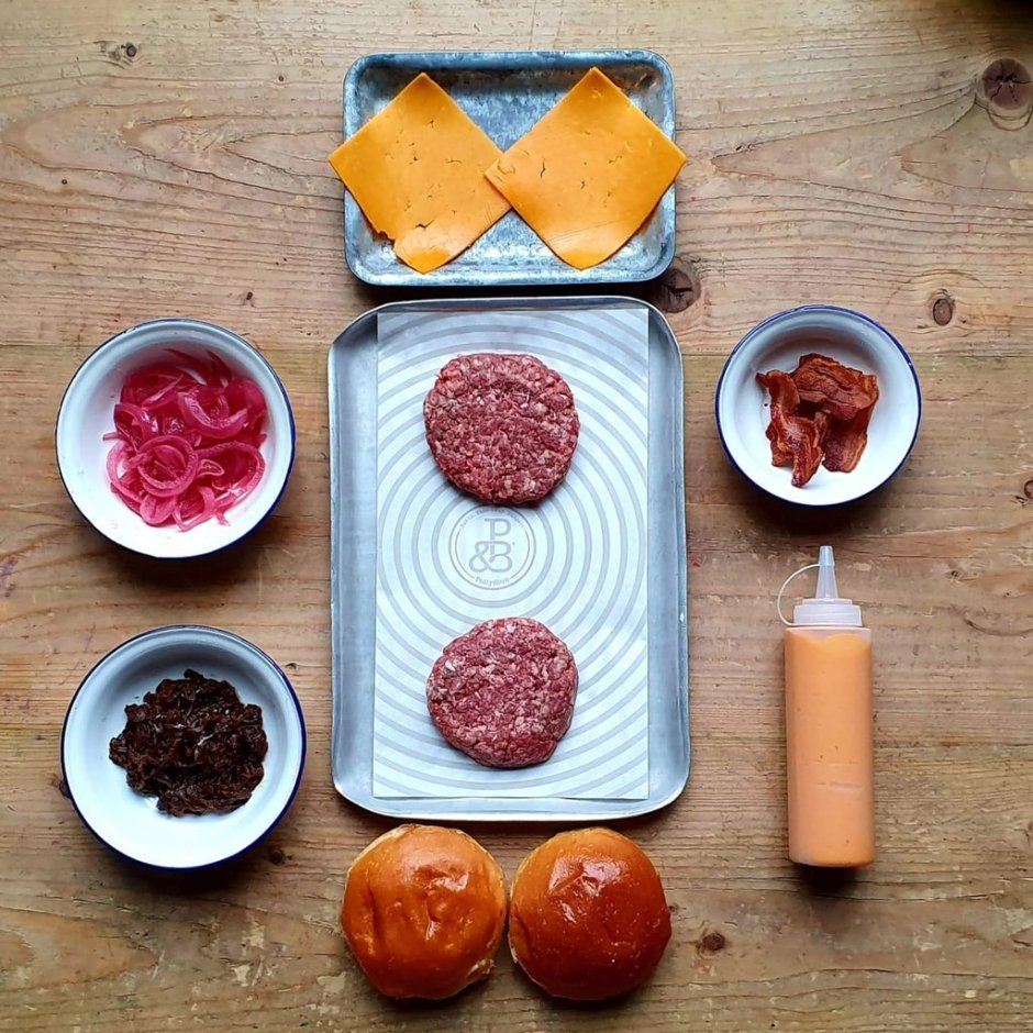P&B DIY Food Kit