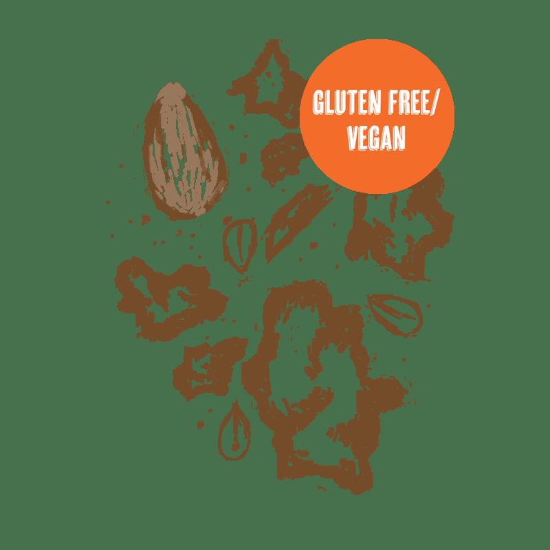 Almond Gluten Free/Vegan Granola