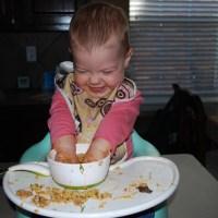Baby-Led Weaning: Self-Feeding
