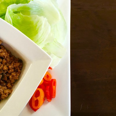 One Pot P.F. Chang's Lettuce Wraps Recipe