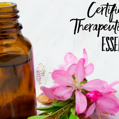 Why Certified Pure Therapeutic Grade (CPTG) Essential Oils?