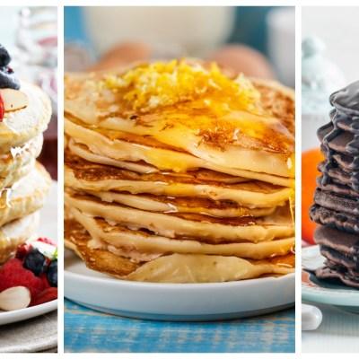 Dairy-Free Trimshake Pancakes– 3 Ways!