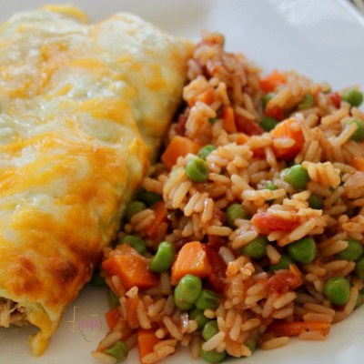 Honey Lime Chicken Enchiladas Recipe– My Best Quick Tex-Mex Recipe