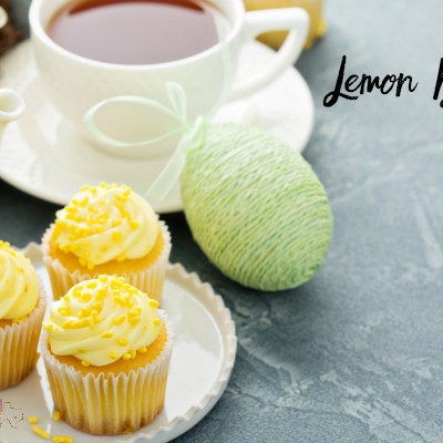 Dairy-Free Lemon Buttercream Frosting