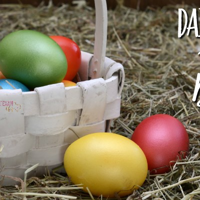 Dairy-Free Easter Basket Ideas– Last-Minute, Too!