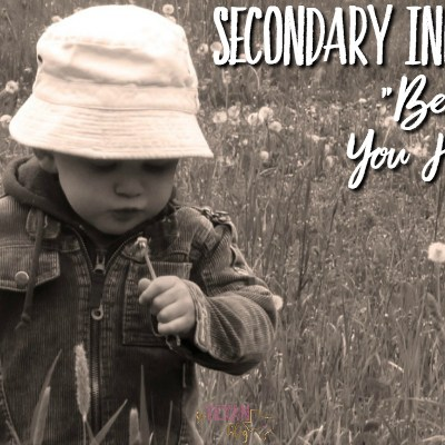 "Secondary Infertility: ""Be Thankful You Have One"""