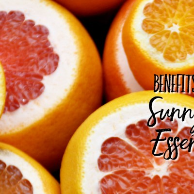 Sunny Citrus Essential Oil Blend– Benefits and Uses