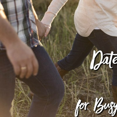 Date Night Rules for Busy Parents