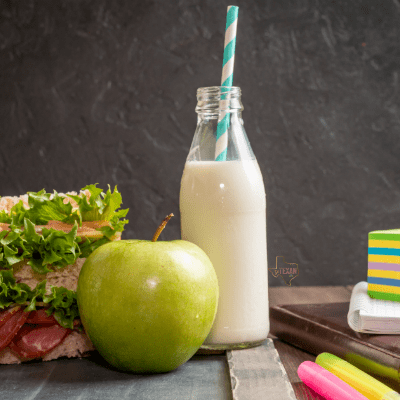 Healthy School Lunch Ideas with FREE Printable!