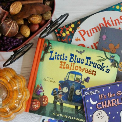 Our Top 10 Kids Books for Fall