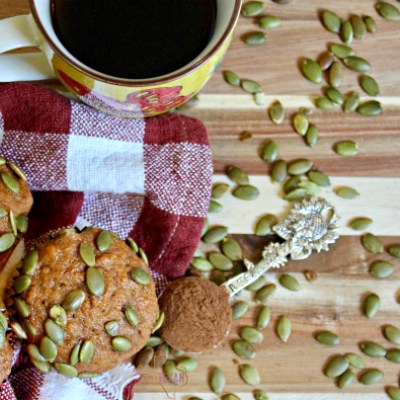 Sweet Potato Muffins Recipe