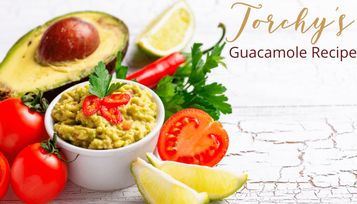 Torchy's Guacamole Recipe